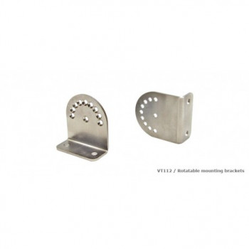 VT112 / Rotatable mounting brackets