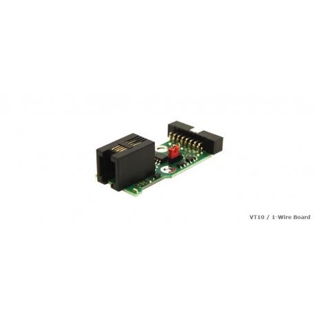 VT10 / 1-Wire board