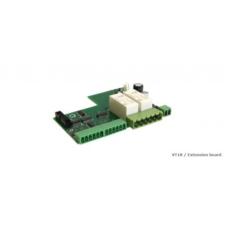 VT18 / Extension board