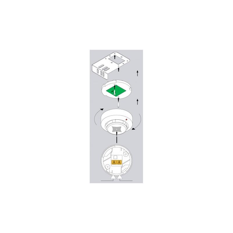 VT560 / Smoke detector