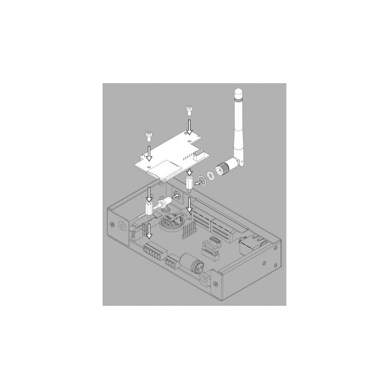 SC920 / GSM modem