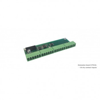 SC16 / Dry contacts board