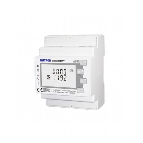 SDM630MCT / three-phase energy meter