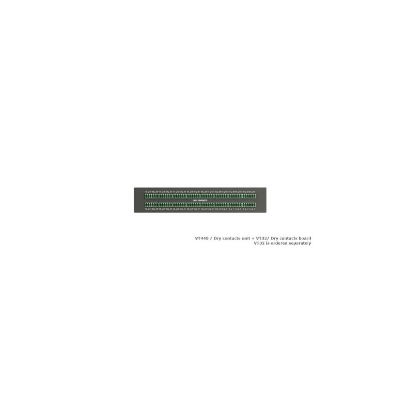 SC440 / Dry contacts unit
