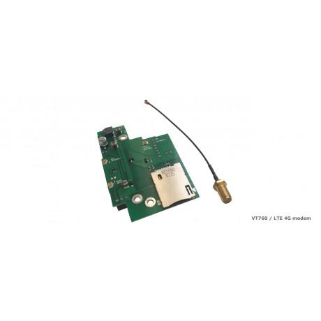 VT760 / Internal LTE, GPS modem