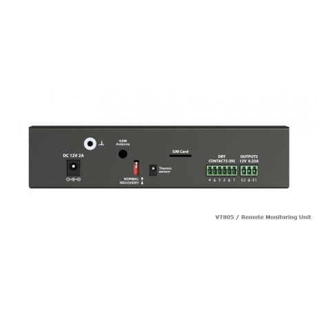 VT805 / Remote monitoring unit