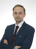 Vladimir Tyazhev sales and technical dir